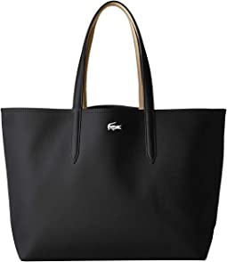 de52ddf04 Lacoste anna large reversible shopping bag | Shipped Free at Zappos