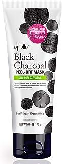 Epielle Black Charcoal Peel-Off Mask, 6oz (1 pack)