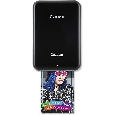 Canon Zoemini Mini Fotodrucker Schwarz Kamera