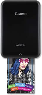 Canon Zoemini Pv-123 - Mini Impresora (Bluetooth USB 314 x 600 PPP Canon Mini Print) Color Negro