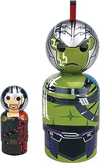 Bif Bang Pow! Ragnarok Thor and Hulk Pin Mate Wooden Figure (Set 2)