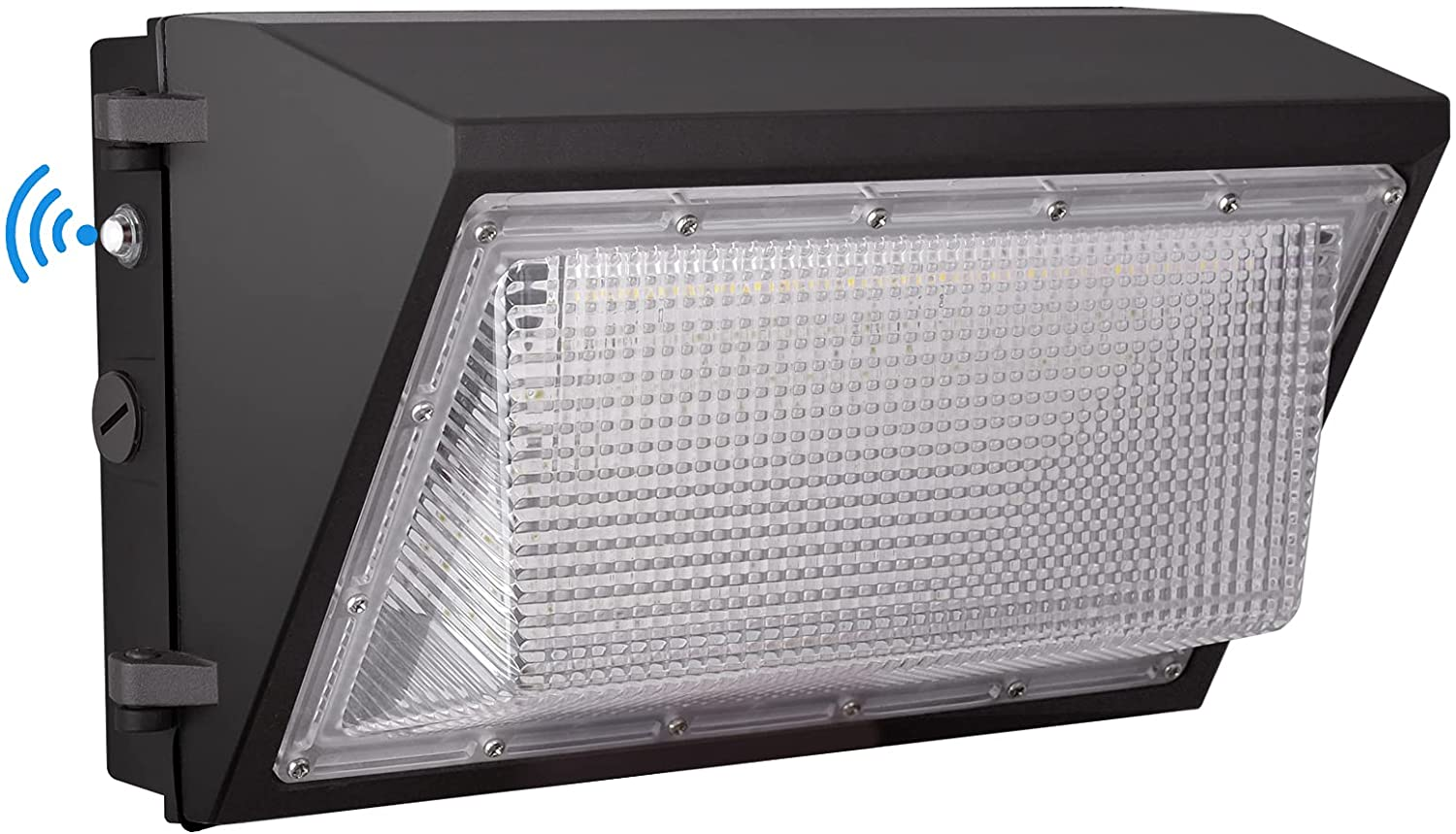 Las Vegas Mall LED Wall Pack Austin Mall Light with Dusk 500 15600LM Photocell 120W Dawn to
