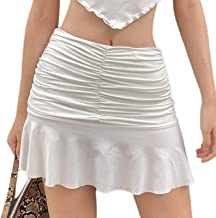 Gozzi brand Vintage 90\u2019s Y2K slate grey A-line mini skirt with double snap front Women\u2019s Size S petite