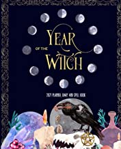 Year of the Witch: 2021 Planner, Diary and Spell Book