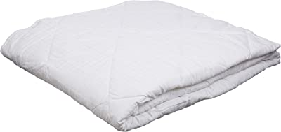 Spaces Hygrotencel Cotton Double Mattress Pad - White