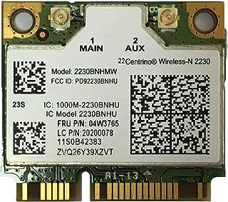 بطاقة الشبكة المحلية اللاسلكية 2230 متوافقة مع لاب توب لينوفو U310 20200078، إنتل 2230 BGN+BT M PCIE HMC WLAN