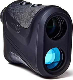 45Crescent Golf Rangefinder with Slope Compensation – Instant Laser Distance Measure with Accuracy to 1' Enhances Club and Shot Selection to Lower Your Score