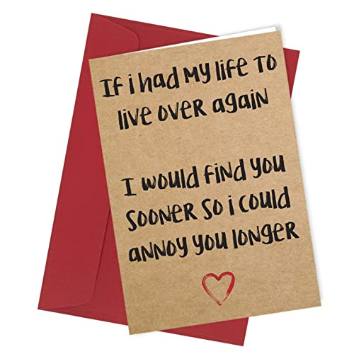 ❤️HUSBAND MODERN VALENTINES DAY CARD £2.19❤️