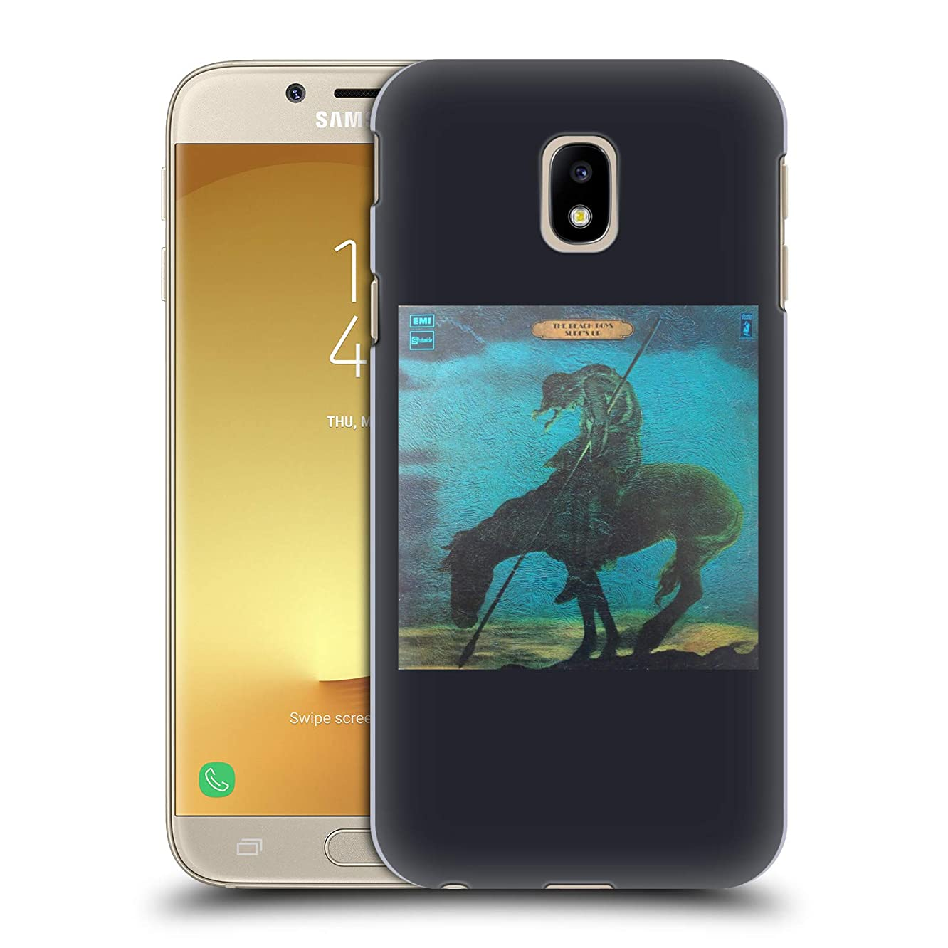 Official The Beach Boys Surfs Up Album Cover Art Hard Back Case Compatible for Samsung Galaxy J3 (2017)