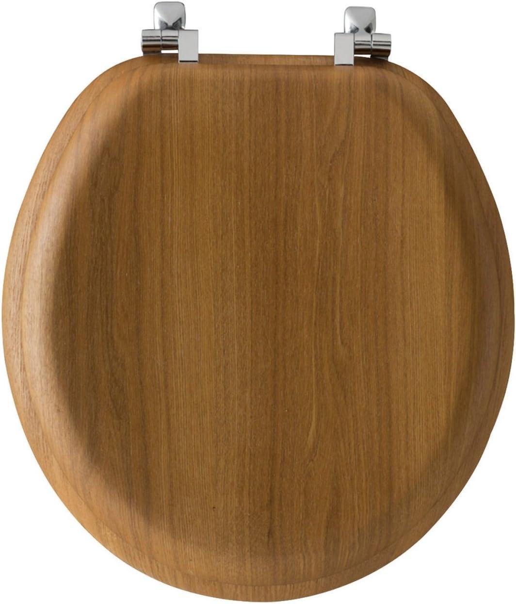 TOILET SEAT RND OAK VNR mart BEMIS 9601CP-263 Limited price by MfrPartNo