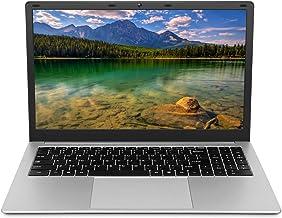 Laptop 15.6 inch Notebook (Intel Celeron CPU Quad Core 6GB DDR3 RAM 128GB SSD Storage 1920x1080 FHD Display Windows 10 Pro...