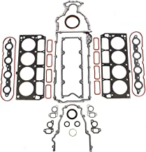 JEGS Performance Products 210878 Gasket Kit Upper & Lower GM LS1 LS2 & LS6 Engin