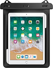 MoKo Universal Waterproof Case, Dry Bag Pouch for New iPad 9.7 2017, iPad Pro 9.7, iPad..