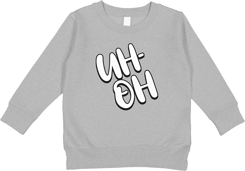 Amdesco Pittsburgh Pennsylvania Toddler Sweatshirt