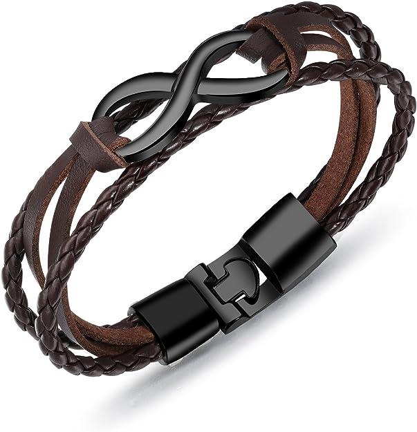 Bare Copper Infinity Face for Bella Varieta Bracelet Interchangeable Bracelet Face