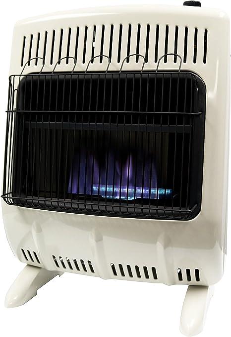 Mr. Heater Vent-Free 20,000 BTU Blue Flame Natural Gas Heater, One Size, Multi: image