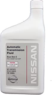 Genuine Nissan Fluid 999MP-AA100P Nissan Matic-D Automatic Transmission Fluid - 1 Quart