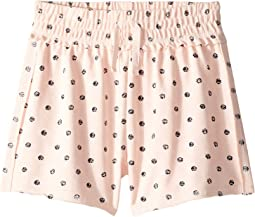 Dot Print Shorts (Big Kids)