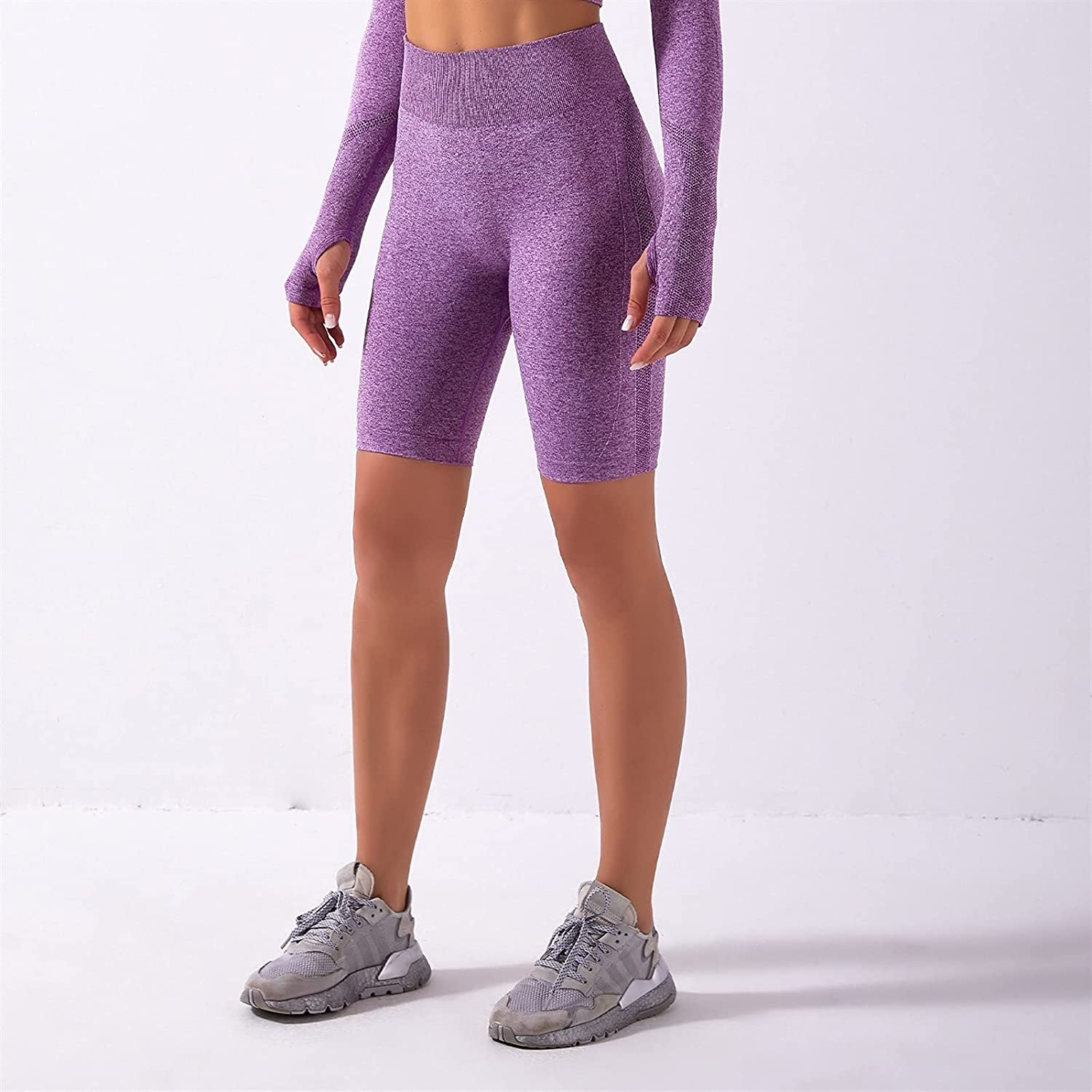 KAHS Ladies Yoga Shorts Sports Sportswear Fitness Running Workou 25% Limited Special Price OFF