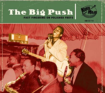 Various - The Big Push (2019) LEAK ALBUM