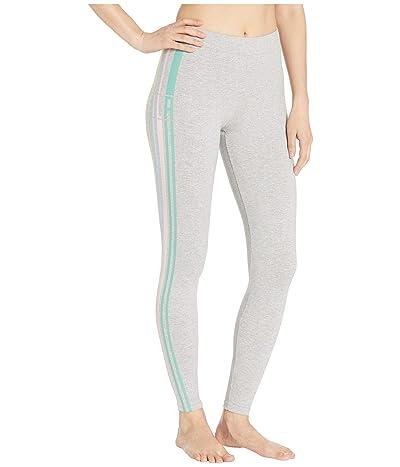 Fila Virginia Leggings (Light Grey Marl/Pale Banana/Pink Chalk/Cashmere Blue/Feldspar) Women