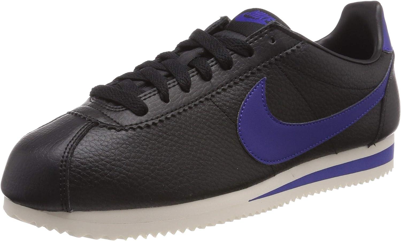 Nike Herren Classic Cortez Leather Laufschuhe