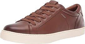 Fred Perry KINGSTON JERSEY Blau Schuhe Sneaker Low Herren 67