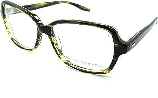 9c3e535f852 Barton Perreira Sintra Eyeglasses Frames 54-15-135 Fern Gully Unisex