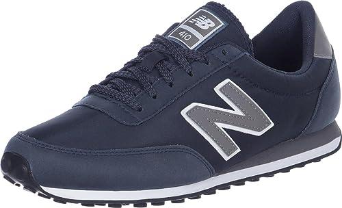 Low-Top Sneakers, Blue (Navy/Grey Cb