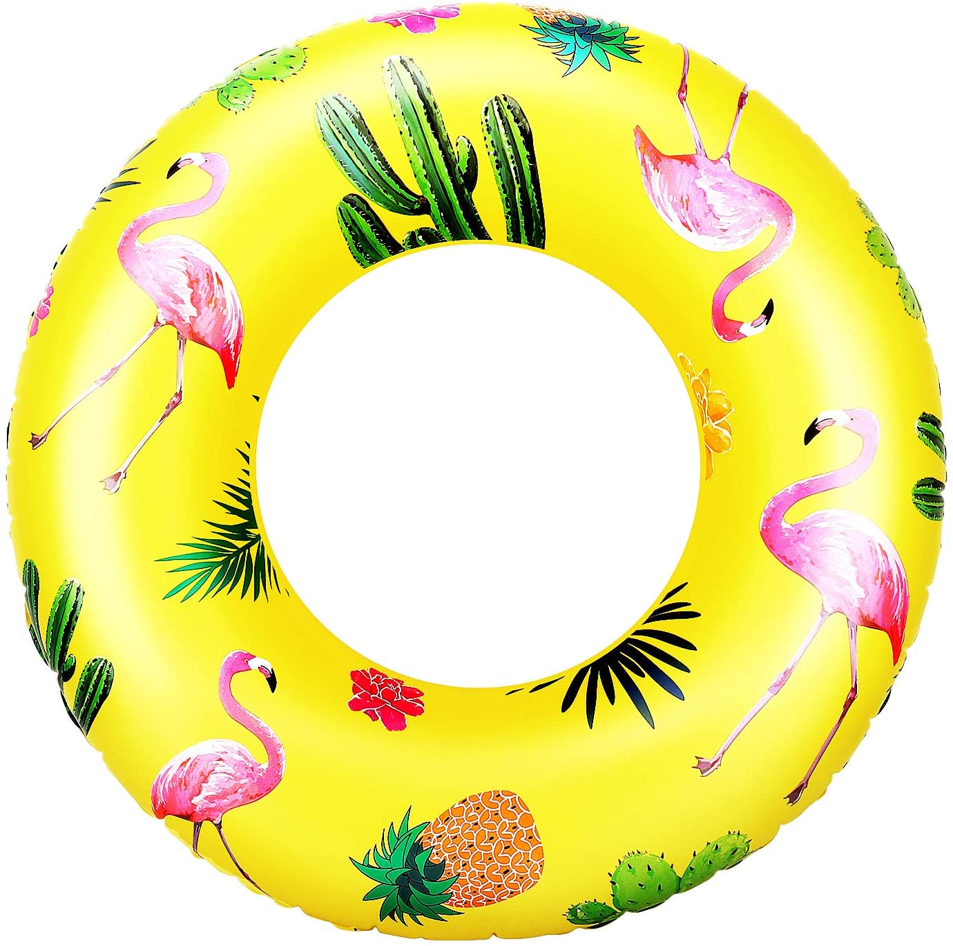 Lowest price challenge HeySplash Cartoon Swim Ring Special price Inflatable Ani Durable Round Shaped