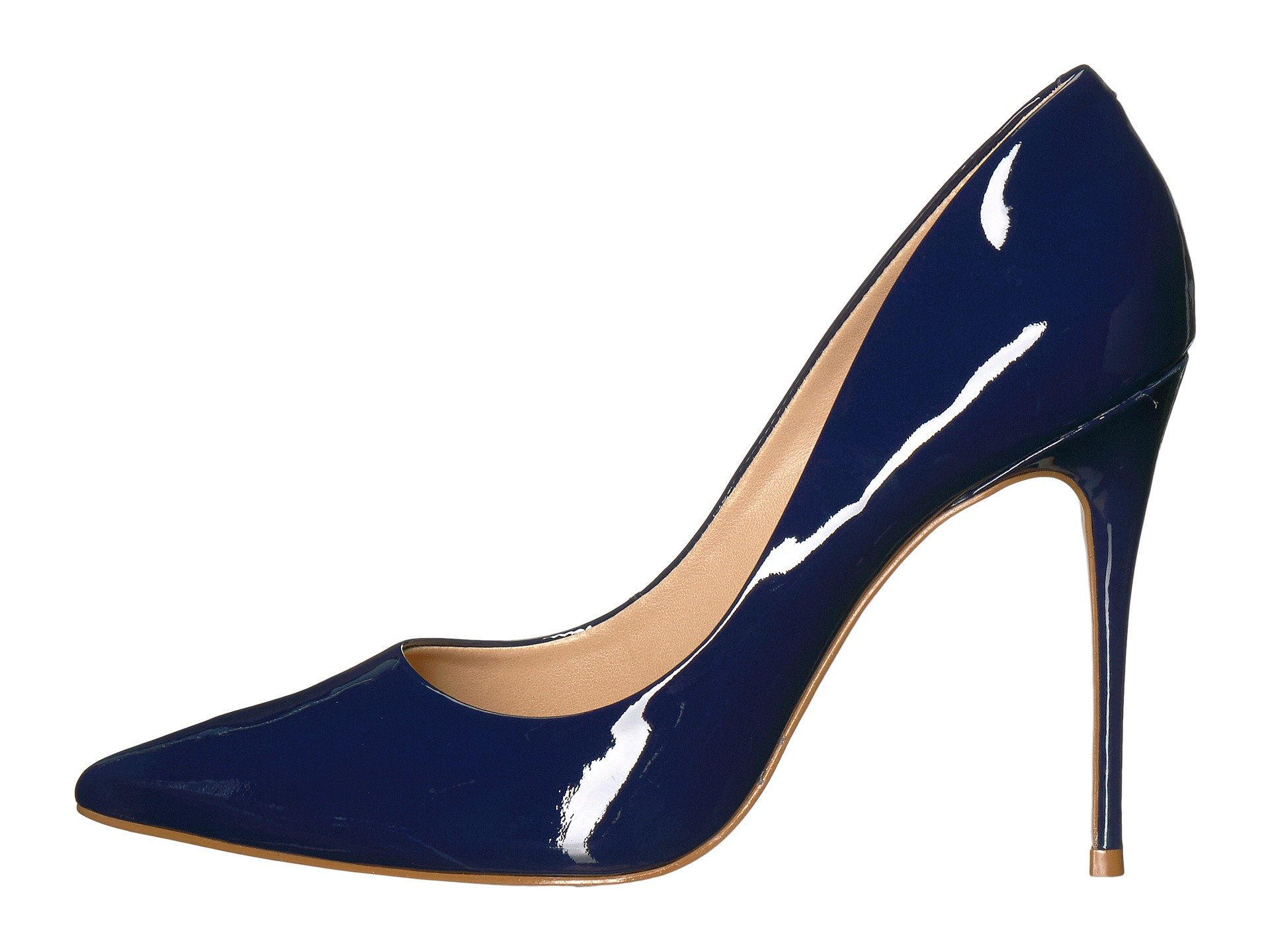 Toe 17 Massimo Pump Matteo Patent Pointy Azul qCq7RwE