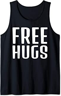 Free Hugs - Hugging Love Tank Top