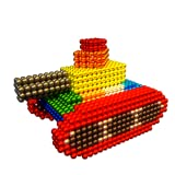 Weapons Magnet World 3D - Build by Magnetic Balls
