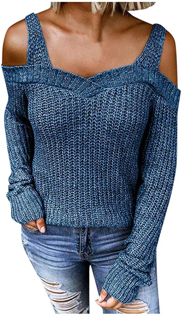 Fudule Milwaukee Mall Women's Pullover Import Sweaters Neck Lightweight V Col
