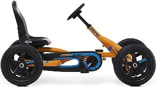 BERG Karting Buddy B-Orange | Kart à Pédales, Go-Kart, Siège Réglable, Roues Gonflables, Kart à pédales pour Enfant, Vélo ...