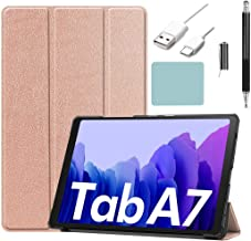 Sponsored Ad - Mazepoly Accessories Bundle for Samsung Galaxy Tab A7 (SM-T500/T505/T507) 10.4-inch Tablet: Microfiber Touc...