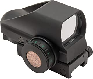 open style red dot sights