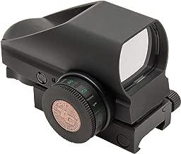 TRUGLO TruBrite Multi-Reticle Dual-Color Open Dot Sight