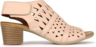 Airflex Delicious Womens Leather Casual Blush 5