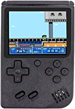 Come-buy Mini Retro Handheld FC Games Consoles ,Built-in 400 Classic Game, Portable Gameboy 3 Inch LCD Screen 1000mAh Rech...