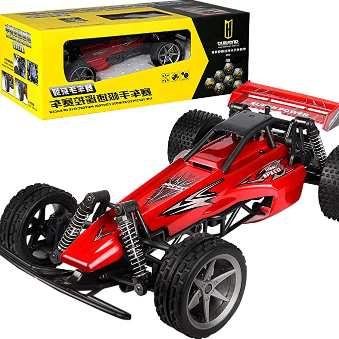 Mogicry 1:16 Carreras de Fórmula Coche 2WD Mando a ...