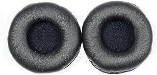イヤーパッド イヤーパッド クッション修理部品 オーディオテクニカ ATH-ON3 ATH-on300 ATH-on303とデルDELL BH200モトローラヘッドフォンおよび無線MOTOROLA HT820利用可能(earmuffes)ヘッド...