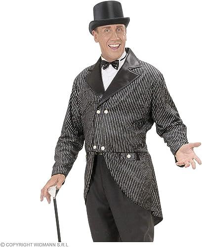 GLITTER TAILCOAT MENS MEDIUM FANCY DRESS COSTUME