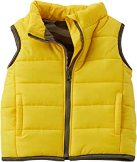 Carter's Baby Boys' Vest (Baby) - Yellow