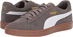 Charcoal Gray/Puma Team Gold/Puma White