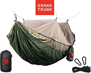 Grand Trunk Skeeter Beeter Pro Mosquito Hammock: Portable Bug Prevention Hammock with..