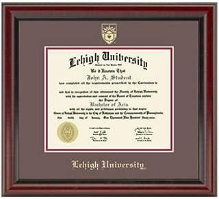 lehigh university diploma frame