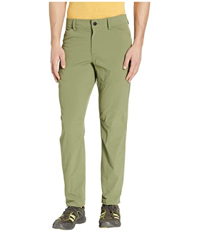 Mountain Hardwear Logan Canyontm Pants (Light Army) Men