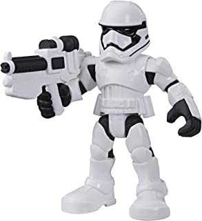 "Playskool Heroes Star Wars Galactic Heroes 5"" First Order Stormtrooper Action Figure with Blaster Accessory, Toys for Kids..."