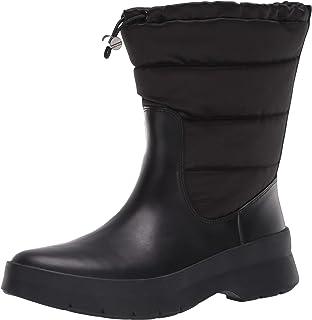 Cole Haan Women's Pinch Utility Puffer Boot Waterproof Mid Calf